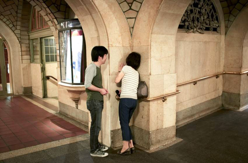 visiter le new york insolite whispering grand central station