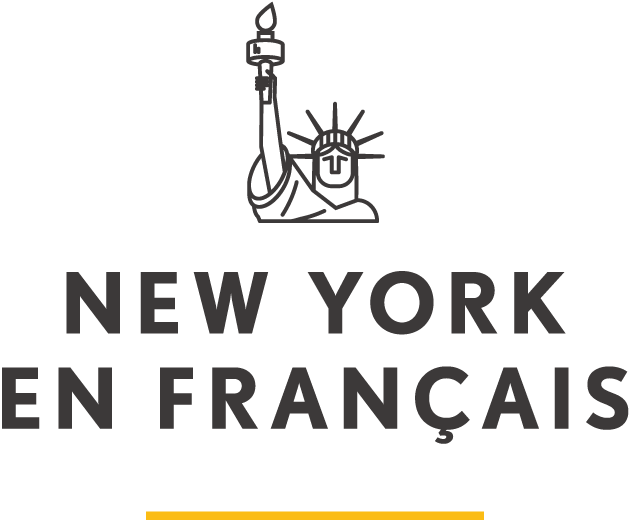 logo New York en français