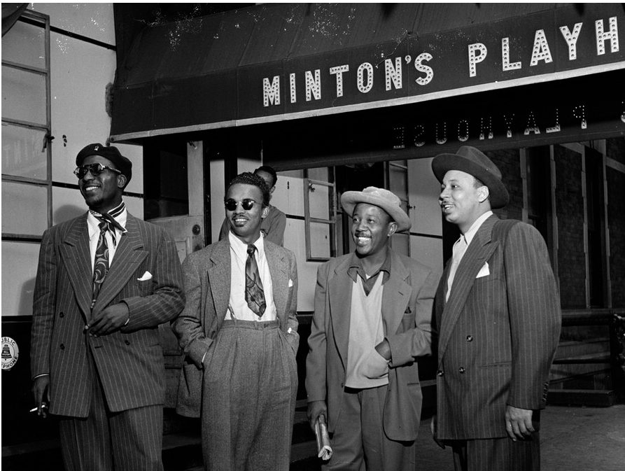 club de jazz new york mintons playhouse